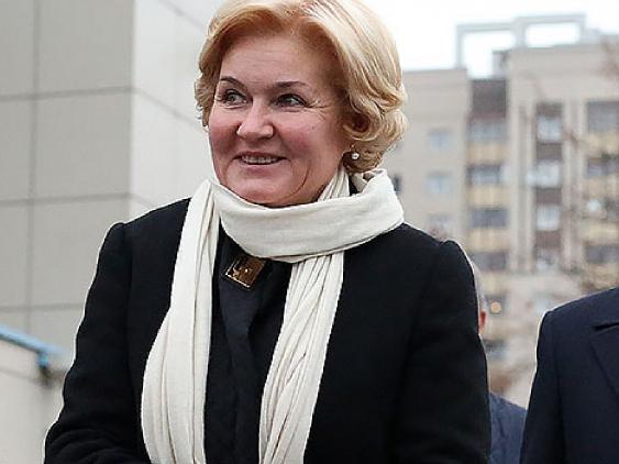 """Ольга Голодец посетила """"Газпром""""-Академию """"Зенита"""""""