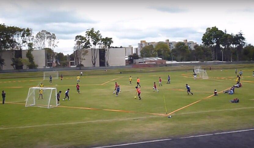 Трёхсторонний футбол - реальность или выдумка?