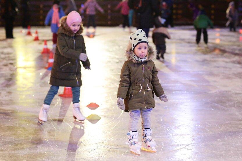 В Москве зима начнётся уже в эти выходные