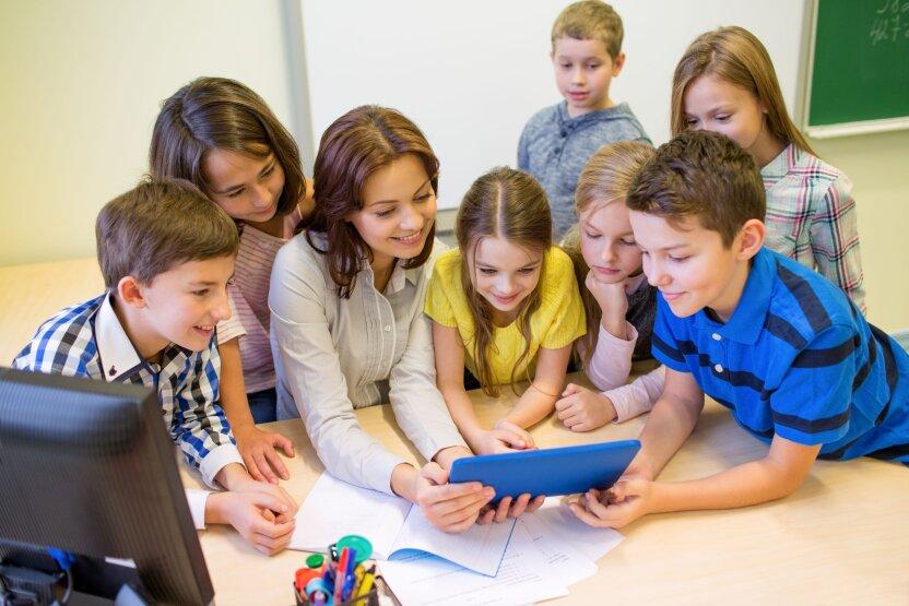 Самая большая школа России откроется в этом году в Москве
