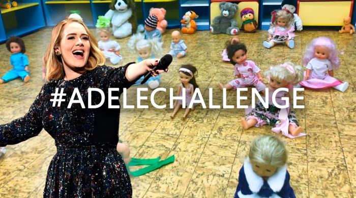 Соцсети захватил #ADELECHALLENGE. Что это такое и что теперь с этим делать?