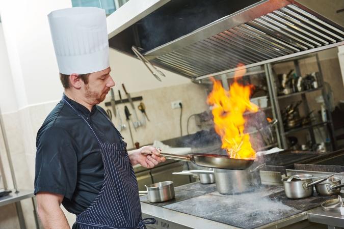 В Италии научились готовить жареный воздух