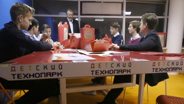 В Москве появятся 2 новых детских технопарка
