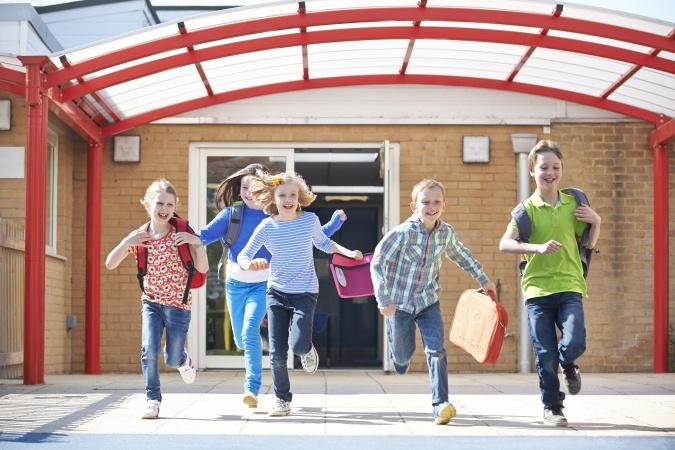 У школьников начинаются весенние каникулы