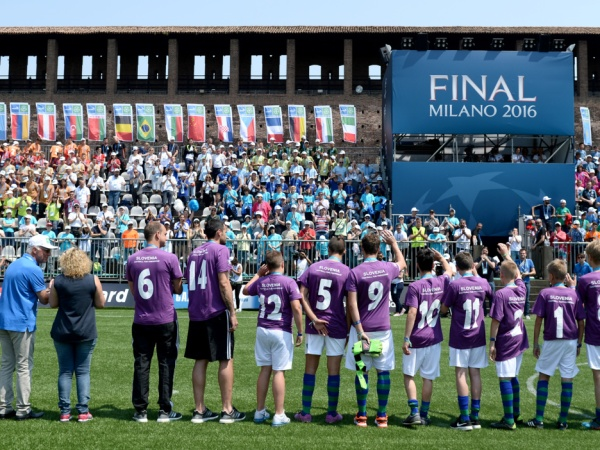 Четвертый международный форум «Футбол для дружбы»