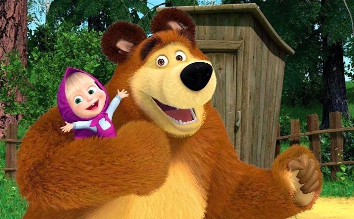 """Создатели всемирно известного мультсериала """"Маша и Медведь"""" объявили о запуске нового проекта"""