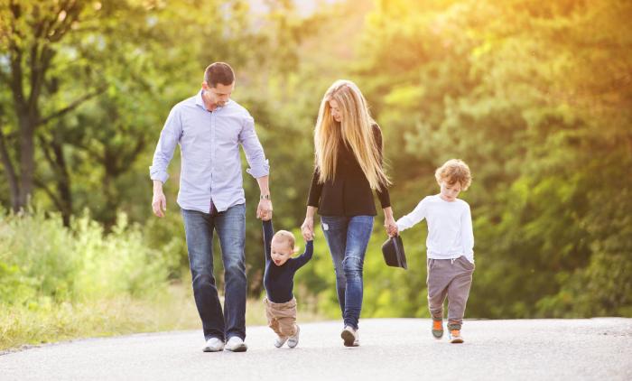 Учёные доказали: Прогулки на свежем воздухе успокаивают нервы