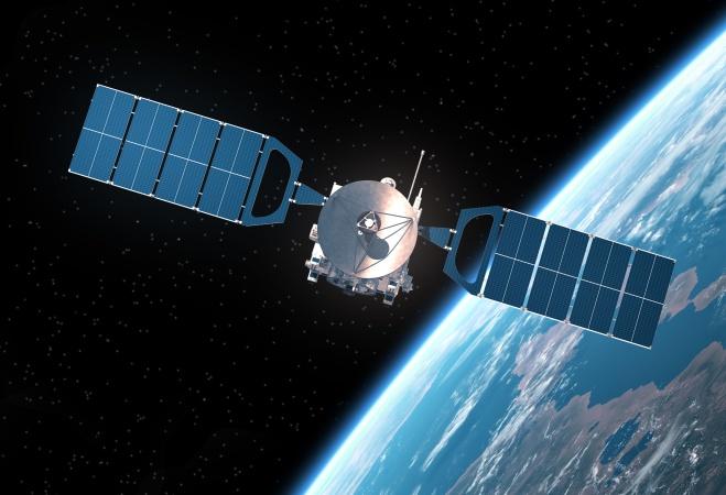 Учёные решили создать космический гараж для спутников
