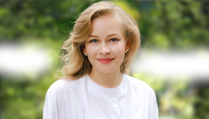 Актриса Юлия Пересильд в эфире Детского радио