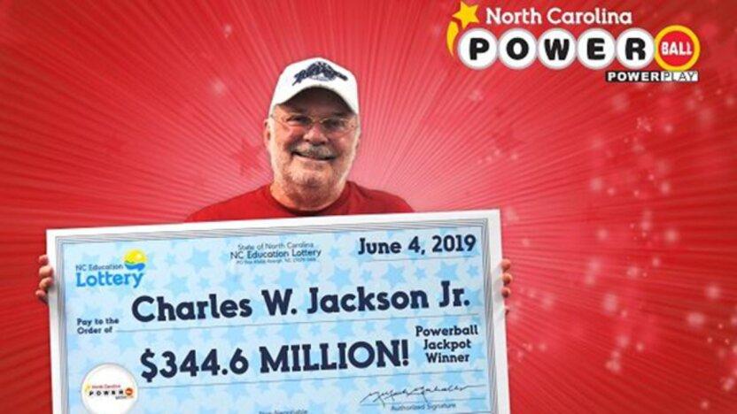 Мужчина выиграл в лотерею почти $350 млн благодаря счастливой печеньке