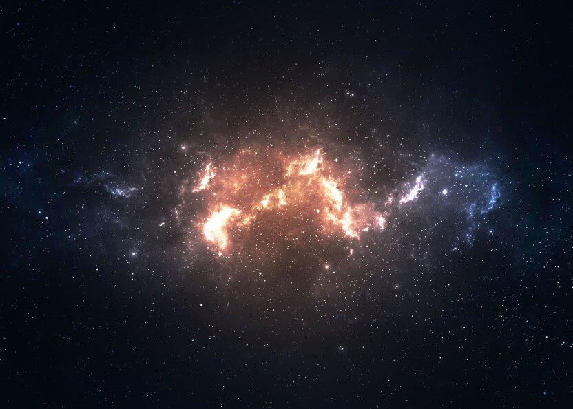 Астрономы зафиксировали загадочный свет из космоса