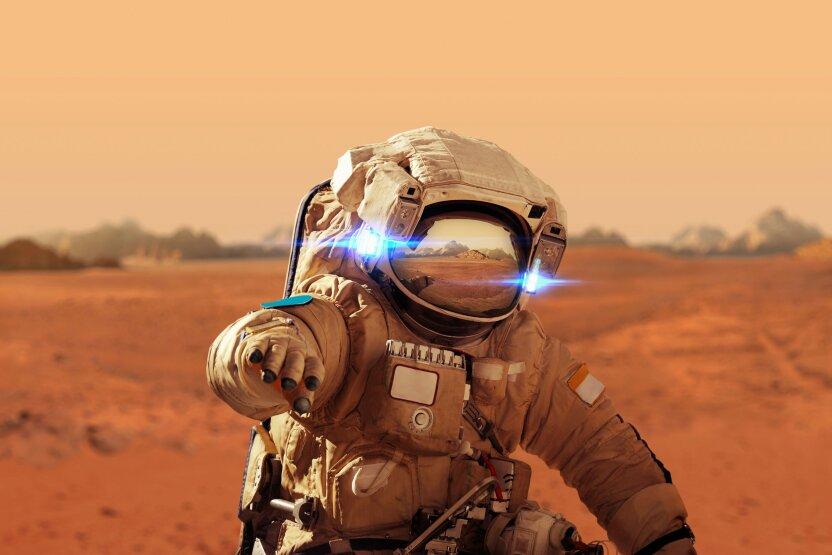 Учёные нашли способ сделать Марс обитаемым