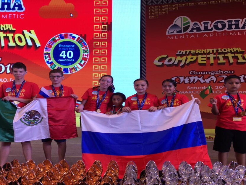 Юные российские математики завоевали все призовые места на международном конкурсе в Китае
