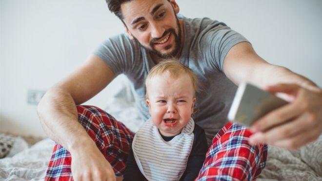 Правильно ли поступают родители, которые ведут аккаунт своего ребенка в Instagram