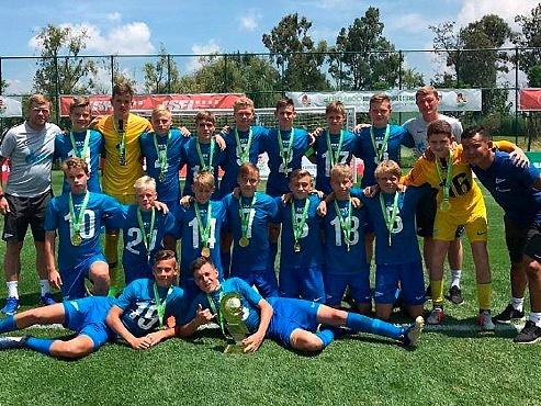 «Зенит» U-14 выиграл турнир в Китае