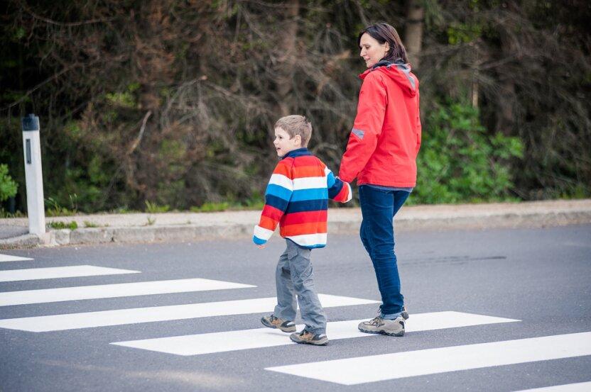 Как учить с ребенком правила дорожной безопасности