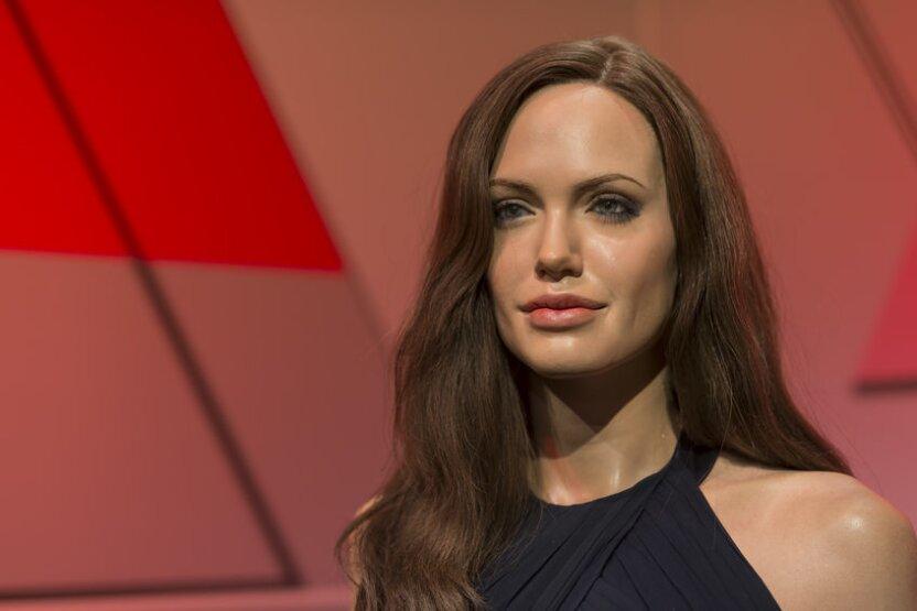 Анджелина Джоли собралась стать мамой в седьмой раз