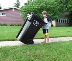 В России могут отменить плату за вывоз мусора для семей с детьми