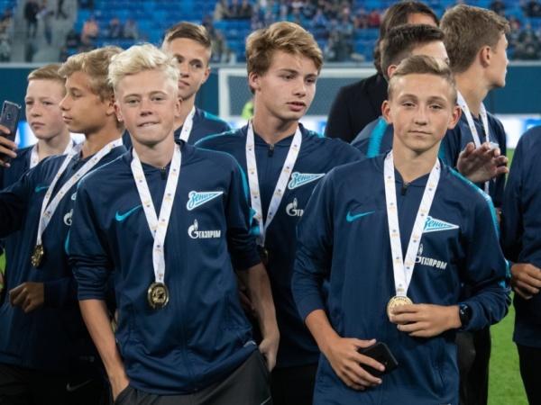 «Зенит» U-14 обыграл «Спартак» и завоевал Кубок РФС