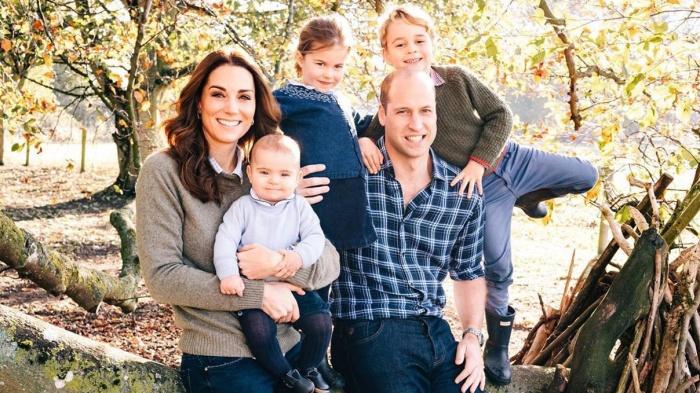 Принц Джордж, принцесса Шарлотта и принц Луи живут как обычные дети