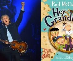 Первая детская книга Пола Маккартни выйдет на русском языке