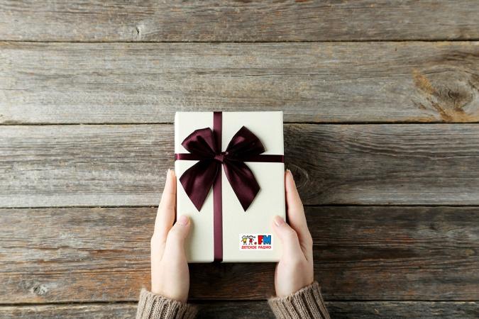 Фабрика подарков продолжает разыгрывать призы