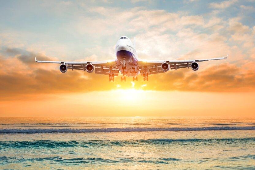Почему самолёты не летают над Тихим океаном