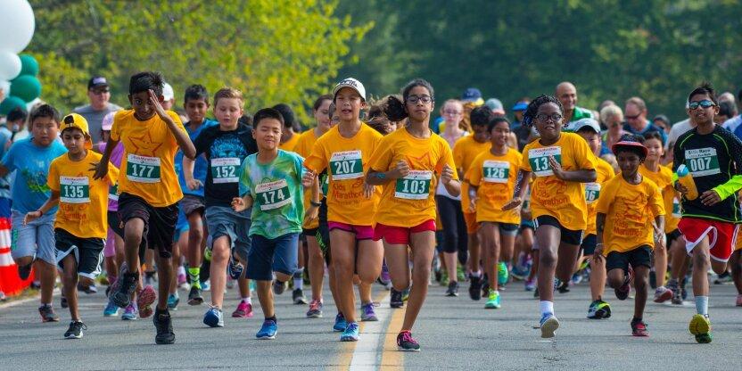 9-летний мальчик из США помогает детям, больным раком