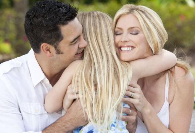 Как показать детям свою любовь