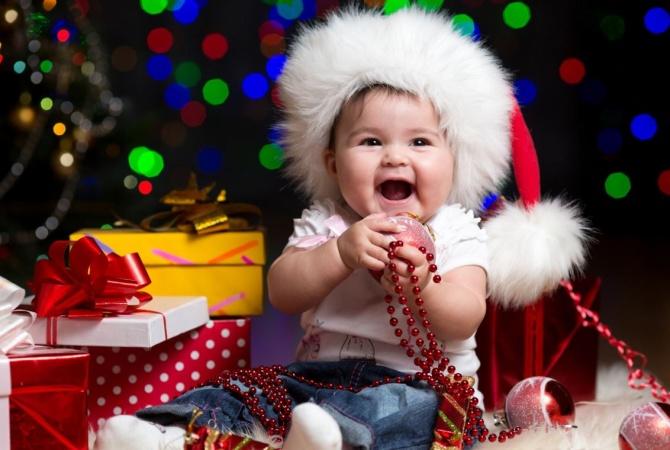Как подготовить ребёнка к первой встрече с Дедом Морозом