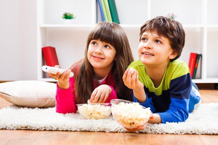 Психологи нашли пользу телевизора для детей