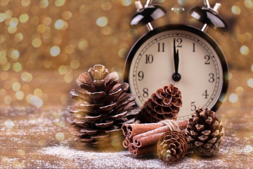 На выходных в России снова встретят Новый год