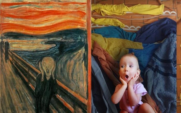 Как россияне с детьми развлекаются на самоизоляции?