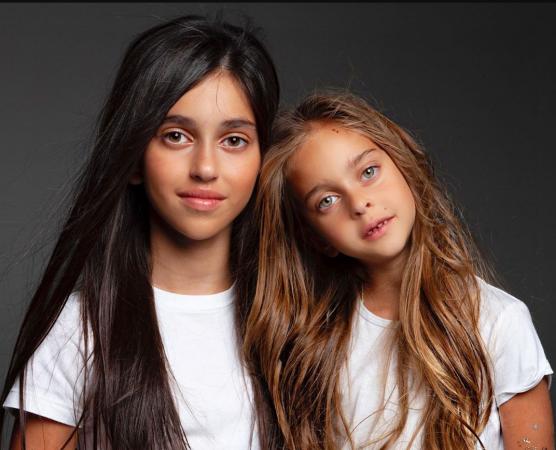 Пользователи Инстаграма восхитились красотой дочерей Александра Реввы