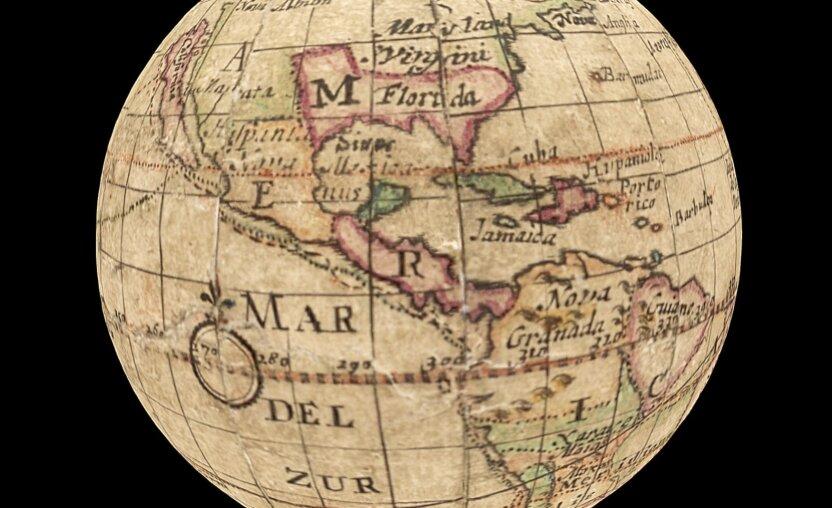 В Интернет выложили самые древние глобусы Земли. Находка для любителей географии!