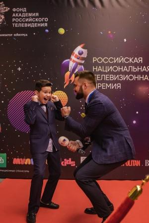 """В Москве вручили главную телевизионную премию """"ТЭФИ-Kids"""""""