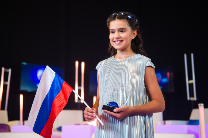 София Феськова из Санкт-Петербурга представит Россию на «Детском Евровидении–2020»