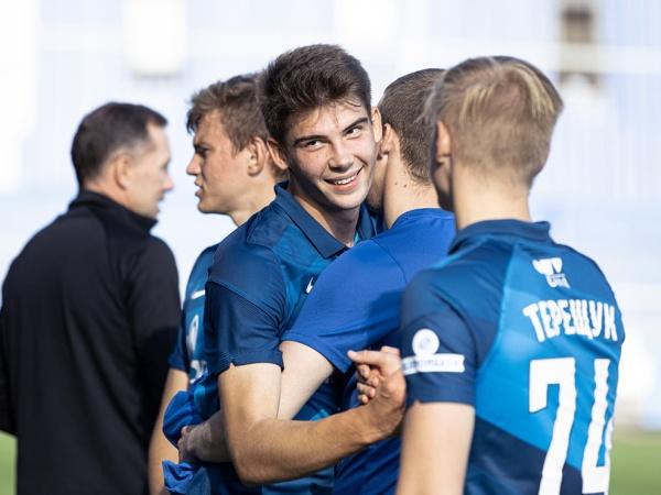 «Зенит»-м обыграл «Рубин»-м благодаря голу на 93-й минуте