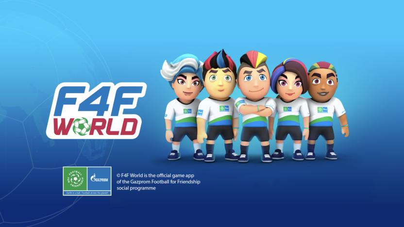 Новый футбольный симулятор Footbal For Friendship World будет выпущен ко Всемирному дню футбола