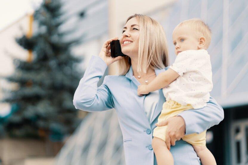 """""""Я стала другой"""" - социальный проект для мамы"""