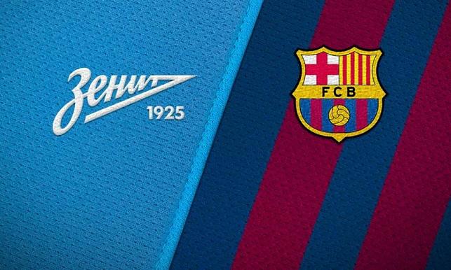 «Зенит»-м и две команды «Газпром»-Академии проведут товарищеские матчи с «Барселоной» U-18