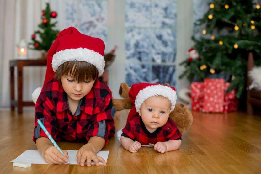 Пора писать письма Деду Морозу