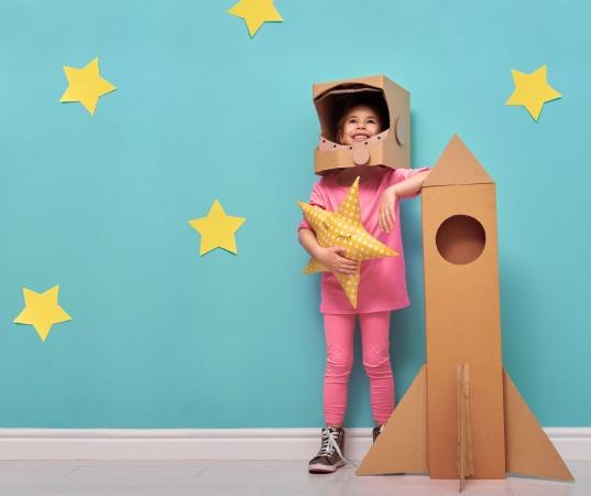 Развивающие игрушки из картона