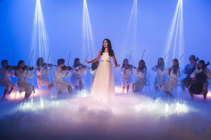 София Феськова выступит на «Детском Евровидении» под девятым номером