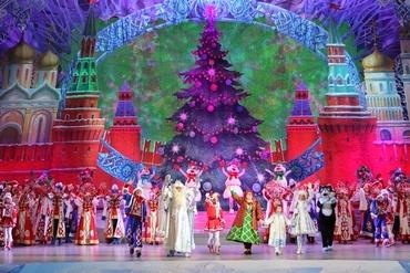 В этом году все желающие смогут попасть на Елку в Кремле