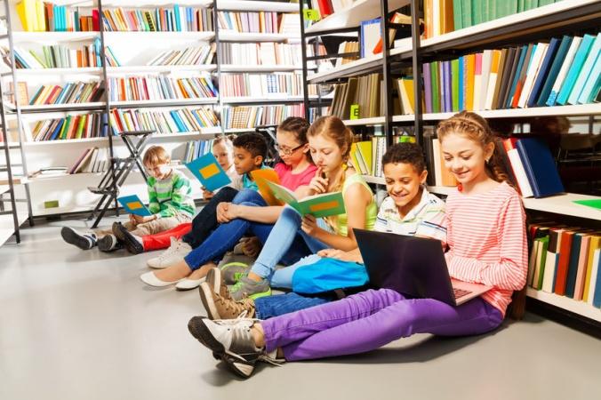 В московских библиотеках началась Неделя детской книги