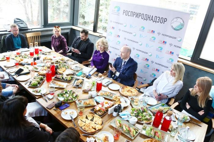 Детское радио приняло участие в пресс-завтраке Росприроднадзора по поводу старта Международной премии «Экология – дело каждого»