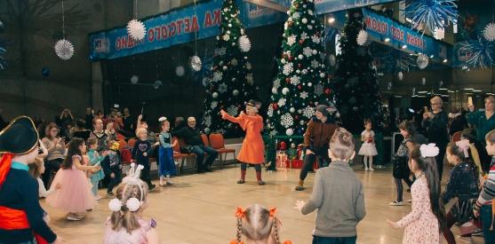 Ёлка Детского радио: Веснушка и Кипятоша в Школе Волшебников