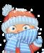 Зима на Детском радио