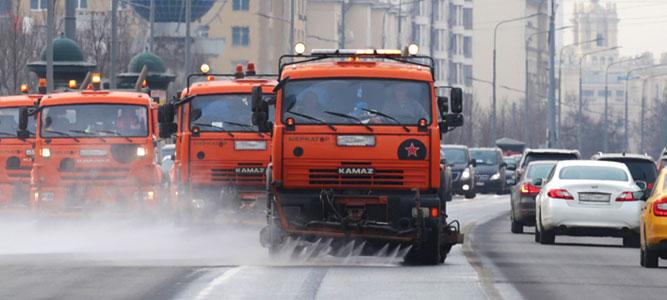 Москва засияет чистотой